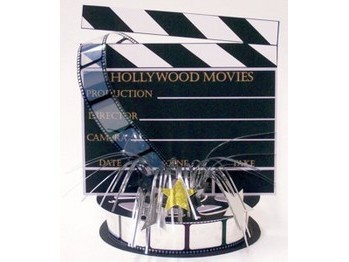 centre-de-table-pour-mariage-theme-cinema-hollywood-clap-film