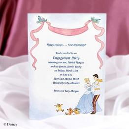faire,part,mariage,theme,princesse,cendrillon,conte,de,
