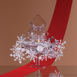 12 idees deco mariage hiver lille for Idee deco centre de table