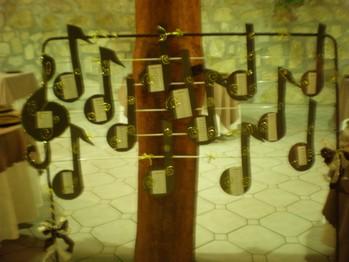 idees originale pour mariage theme instruments notes de musique theme musique faire part theme. Black Bedroom Furniture Sets. Home Design Ideas